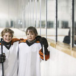 Hockey som ungdomssport